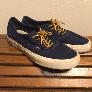 Navy Vans